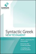 Lexham Syntactic Greek New Testament