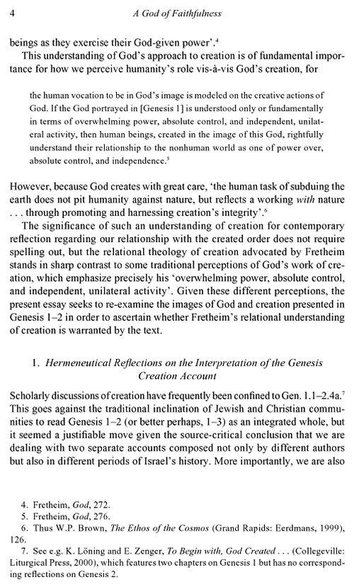 bible critical interpretation essay