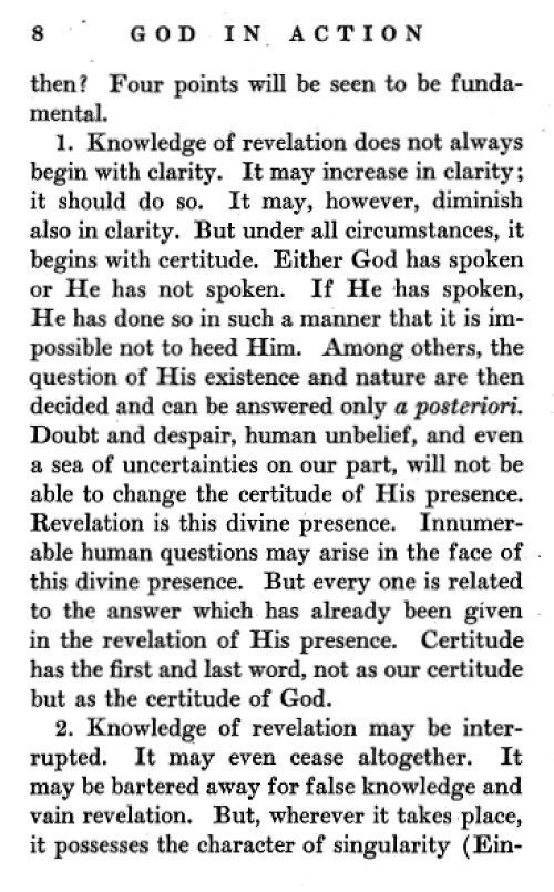 confessing god essays in christian dogmatics ii