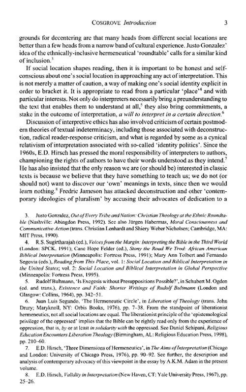 conflict essay hermeneutics in interpretation spep