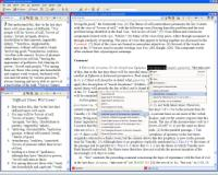 Keylinking to a specific Greek Lexicon (#1)