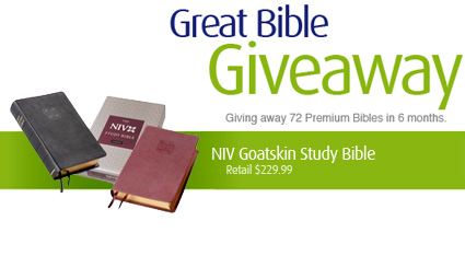 Learn How to Live Life Well – Win a Free Bible in This Giveaway