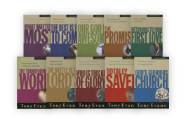 Tony Evan's Understanding God Series (10 vols.)