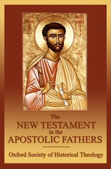 The New Testament in Apostolic Fathers, click for info on Logos edition