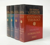Norman L. Geisler&#8217;s Systematic Theology (4 volumes)
