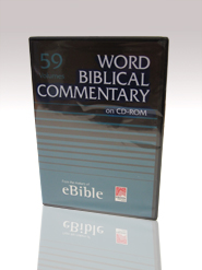 Word Biblical Commentary (WBC 59 Vols.)