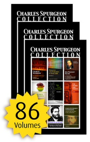 Charles Spurgeon Collection (86 Vols.)