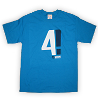 Free Logos 4! T-shirt Offer
