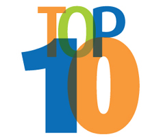 Logos Top 10 Lists
