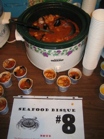 bisque recipe seafood soup
