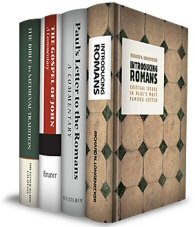 Eerdmans New Testament Commentaries Collection (4 vols.)