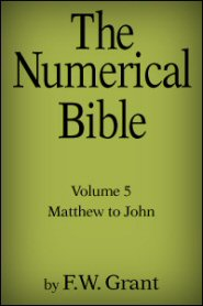 The Numerical Bible Vol. 5: Matthew to John