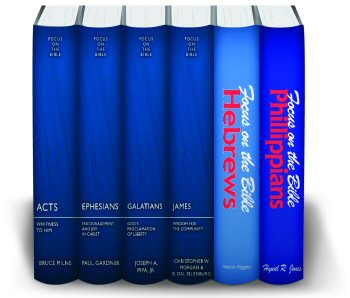 Focus on the Bible Commentaries Upgrade (6 vols.)