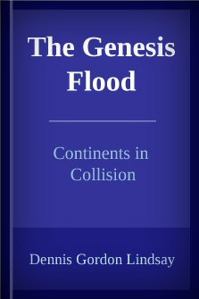 The Genesis Flood: Continents in Collision