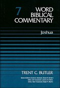 Word Biblical Commentary, Volume 7: Joshua