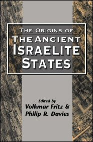 Origins of the Ancient Israelite States