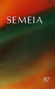 Semeia 87: The Social World of the Hebrew Bible