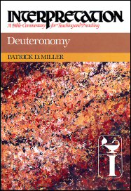 Interpretation: A Bible Commentary for Teaching and Preaching Deuteronomy