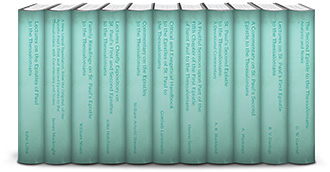 Classic Commentaries and Studies on Thessalonians (11 vols.)