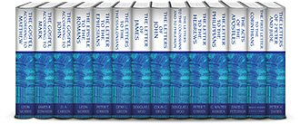 Pillar New Testament Commentary (PNTC) (14 vols.)