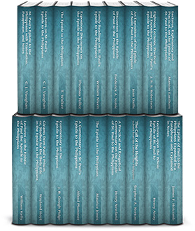 Classic Commentaries and Studies on Philippians (18 vols.)