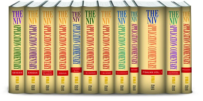 NIV Application Commentary: Old Testament (NIVAC) (12 vols.)