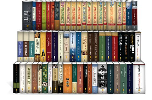 Zondervan Bible Reference Bundle 3 (63 vols.)