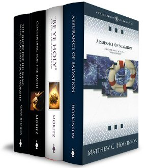 Bob Jones University Press Theology Collection (4 vols.)
