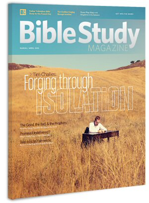 Bible Study Magazine—March-April 2012 Issue