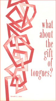 What About the Gift of Tongues?