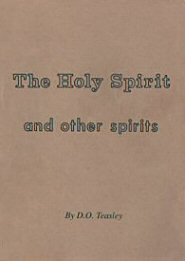 The Holy Spirit and Other Spirits