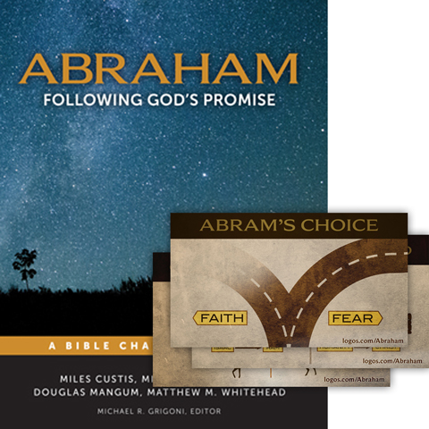 Abraham: Following God's Promise: Complete Church Curriculum for Leaders and Pastors