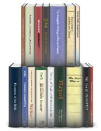 Anabaptist and Mennonite Studies Collection (16 vols.)