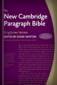 The New Cambridge Paragraph Bible with the Apocrypha, rev. ed.