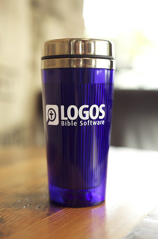 Logos Insulated Travel Mug