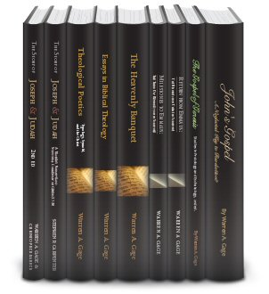 Warren A. Gage Biblical Theology Collection (9 vols.)