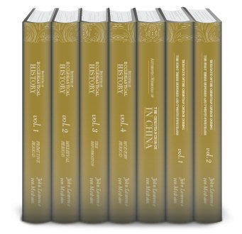 John Laurence von Mosheim Collection (7 vols.)