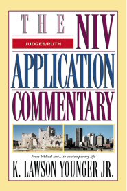 NIV Application Commentary: Judges, Ruth