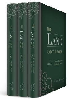 The Land and the Book (3 vols.)