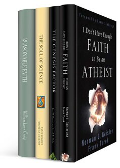 Crossway Apologetics Collection (4 vols.)