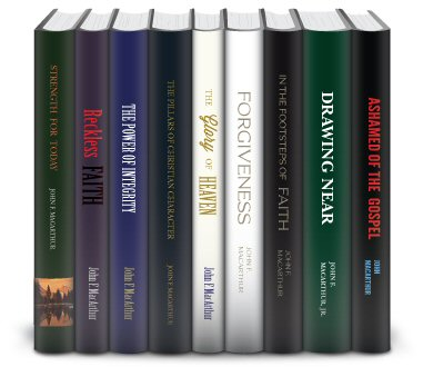 Crossway John MacArthur Collection (9 vols.)