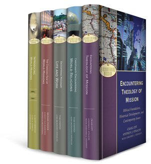 Encountering Mission Series (5 vols.)