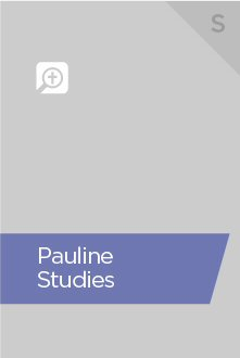Pauline Studies Bundle, S (9 vols.)