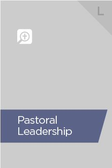 Pastoral Leadership Bundle, L (38 vols.)