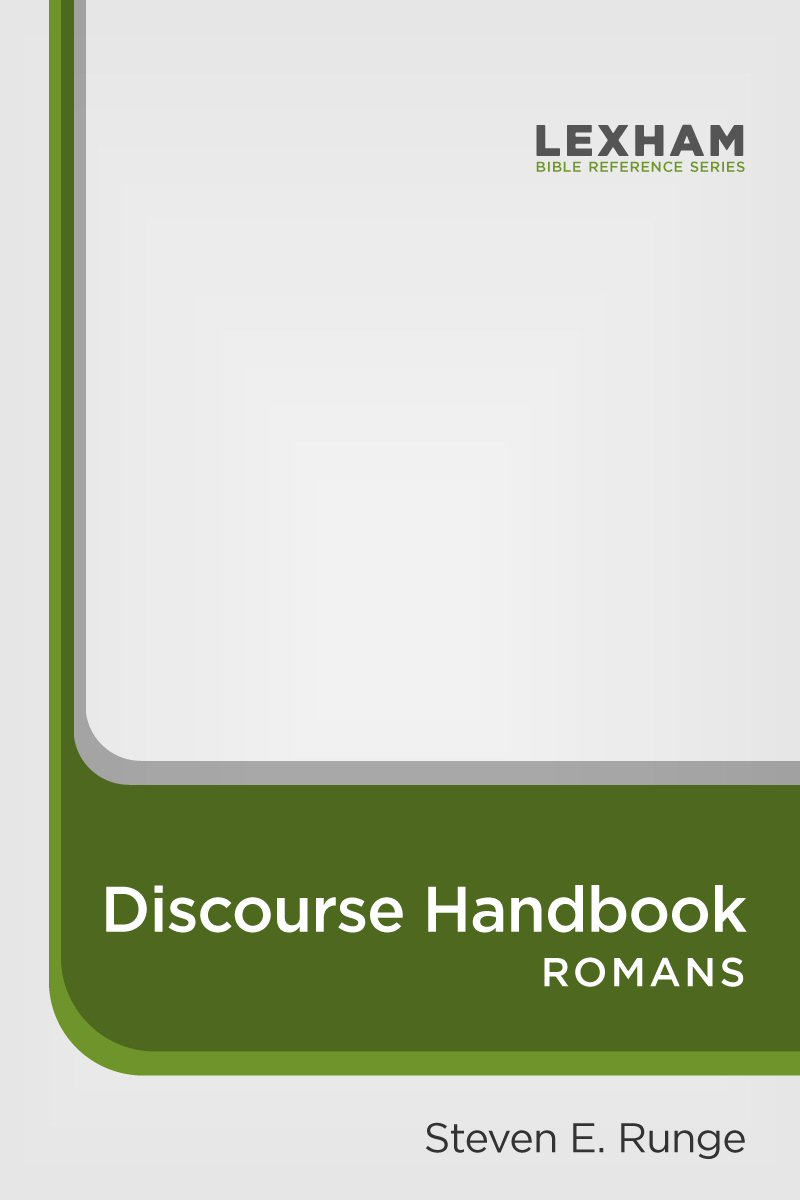 Lexham Discourse Handbook: Romans