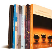 Colin E. Gunton Theology Collection (6 vols.)