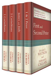Paideia: Commentaries on the New Testament Upgrade Collection (4 vols.)