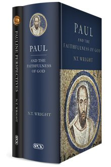 Paul and the Faithfulness of God (3 vols.)