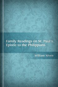 Family Readings on St. Paul's Epistle to the Philippians
