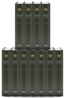 The Encyclicals, Speeches, and Apostolic Writings of Pope Paul VI (11 vols.)